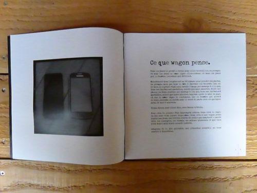 Marion Renauld - Ce que wagon pense