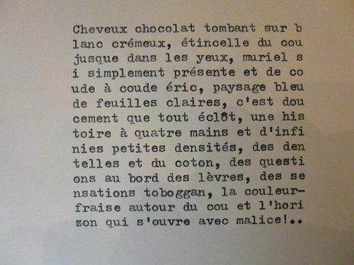 Marion Renauld - Rencontres curionomiques