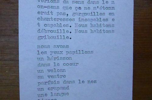 Marion Renauld - Caissiere le dimanche