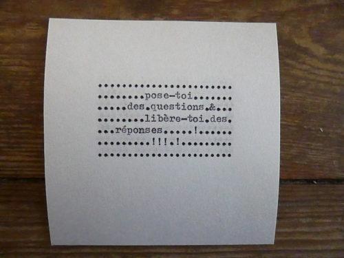 Marion Renauld - Telegrammes