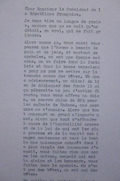 Marion Renauld - cher president