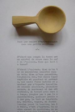 Marion Renauld - Dans une petite cuillere