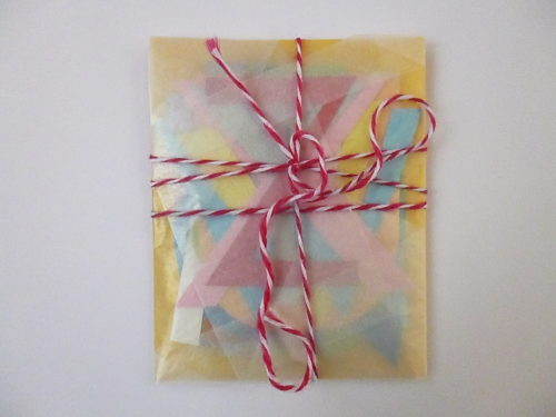 Marion Renauld - Alphapapiers multicolores