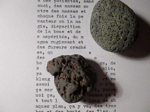 Marion Renauld - Jardins de cailloux