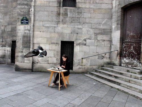 Marion Renauld - Poèmes de rue bis