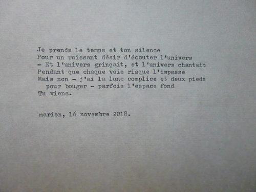 Marion Renauld - Alter no ego 6