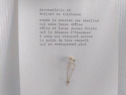 Marion Renauld - Irrésolutions 8