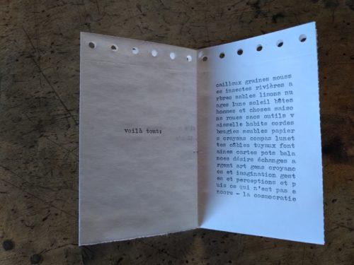 Marion Renauld - les livres de la pièce 4