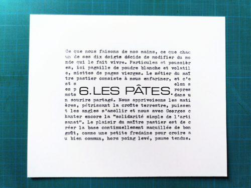 Marion Renauld - les pâtes